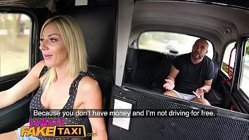 Amateur cheries Female fake taxi busty blonde rides lucky passengers cock to pay fare