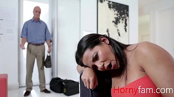 Mom Locks Dad Up In A Room & Fucks Son thumbnail