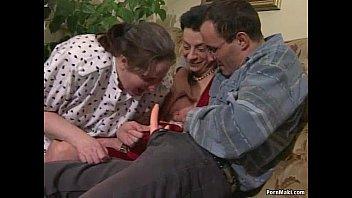 BBW Granny Takes Hard Pounding