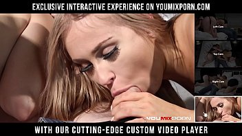 Extreme anal threesome with Alanna Moon and Luna Rival