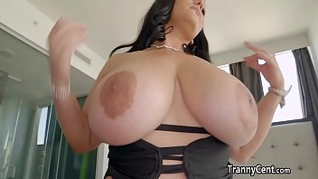 Bbw nicki shemales - Bbw enjoy shemale cock in her pussy