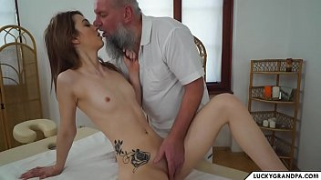 Let Grandpa Massage You