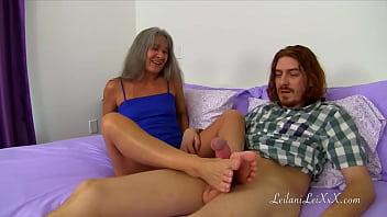 Surprise Foot Job TRAILER