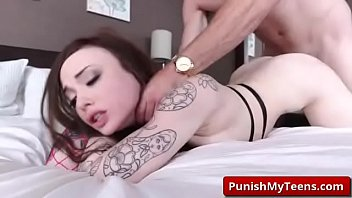 Submissived presents Cum is Thicker Than Water with Chloe Carter free vid-03