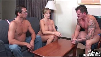 Live online video strip poker - Strip poker winner gets handjob from amber lynn bach