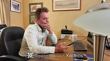 PASSION-HD Office Fling Fuck Before Business Hours