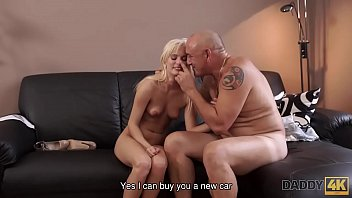 DADDY4K. Dirty-minded Candee Licious seduces bfs father