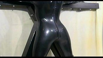 Fetish crucifiction of a slut صورة