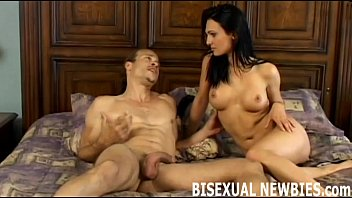 Bi threesome porn Can we have a bisexual threesome with another guy