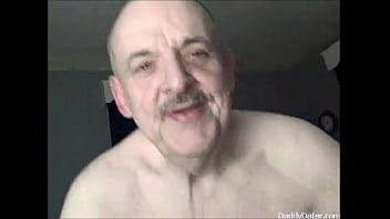 sucking Toothless grandpa cock