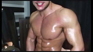 Uk gay models - Naked muscle model