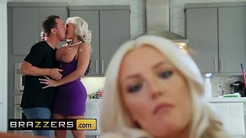 Brazzers - Mommy Got Boobs - (Alena Croft, Jessy Jones) - Getting It On With My Girlfriends Mom - Brazzers