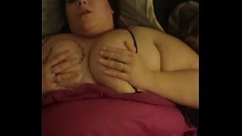 Hot big belly ssbbw wife gets her pussy pounded - PART 2