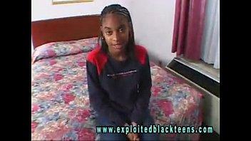Young Ebony Black Teen In Black Hardcore Porn Video