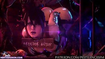 Hardcore Monster Fuck Compilation 6