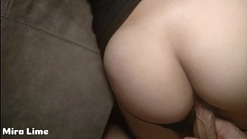 Drunk stepdaughter sleeping while step dad fucks her and cums inside pussy thumbnail