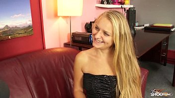 Teen confirmation dresses - Fakeshooting - blue eyed teen fucks hardcore in her party dress