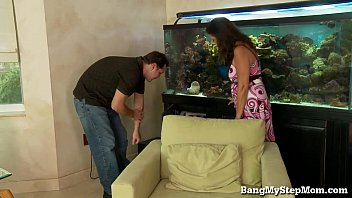 Busty MILF's Wet Pussy Gets Fucked By The Repairman!