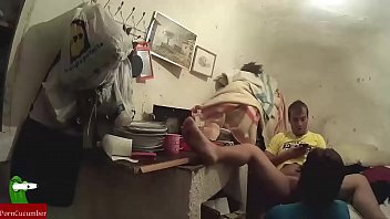Blowjob, cum and sex in the trash CRI005