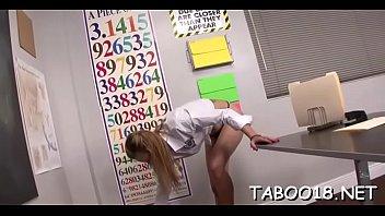 Horny babe Tara Lynn Holmes gets fucked in various poses