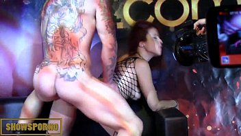 Stage 2 breast cancer men - Spanish redhead pornstar hot fuck on stage