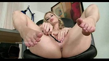 Big footjob tube - Companion in quick-tempered tube clip in erotic feet sex