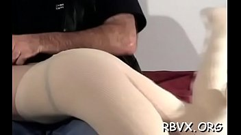 Babe is masturbating on her bf's