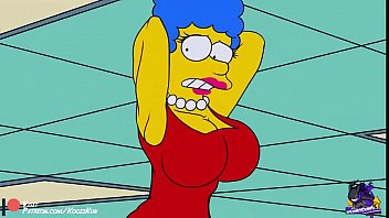Simpsons marge nude Los pechos de marge latino
