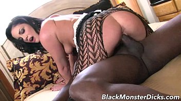Andy SanDimas Pounded by Black Cock thumbnail