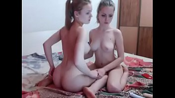 Hot Twins Licking Boobs And Masturbate On Webcam - More At www.foxycams.online