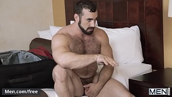 Aspen and Jaxton Wheeler - Pit Stop - Str8 to Gay - Men.com