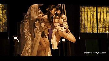 Kazano maiko nude Maiko amano and noriko hamada hana to hebi zero 2014
