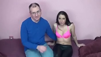 Gianna Love Gets Fucked Face Down Ass Up By Old Bald Man