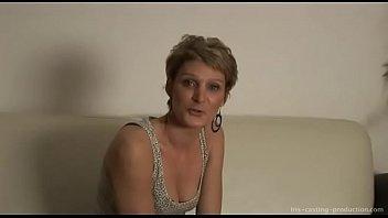 la superbe amatrice soizik demornaie en casting pour la premi&egrave_re fois
