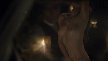 Sonya Cullingford nude - 'The Danish Girl' - nipples, tits, topless, striptease, actress, writhing