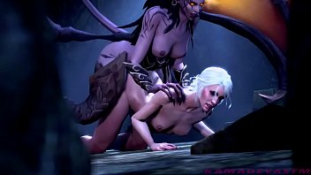 Creampie encounter with the Succubus