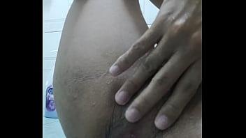 fingering myself
