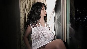 Pornstar lovedoll Sexy ebony sex doll