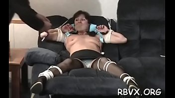 Hot free slave porn Petite girl becomes bounded slave in hot thraldom scene