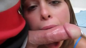 Riley Reid plays with penis perfectly