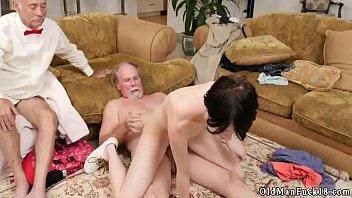 Teen licks old guys ass Frannkie heads down the Hersey highway