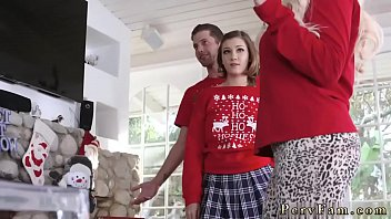 Step father fucks playfellow's daughter and playfellows Heathenous