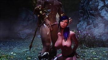 Skyrim Defeat Mod Bandits Sex And Bllowjob