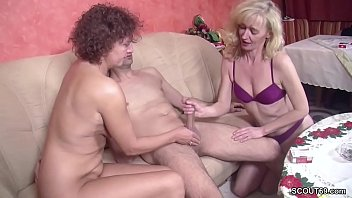 Two German MILF Teach Young Virgin Boy to Fuck porno izle