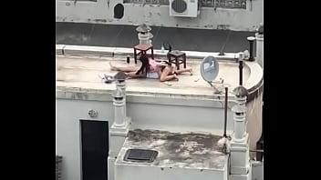 Sexo en público