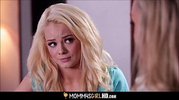 MILF Brandi Love And Teen Step Daughter Elsa Jean