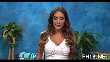 Sinful first timer August Ames does her best to get cum in mouth