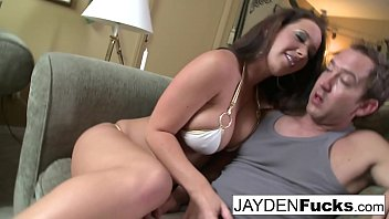 Super Gorgeous Jayden Jaymes Gets Fucked By Studly Will!