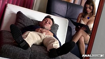 Sex Therapist Billie Star Rides Huge Cock At Her Office