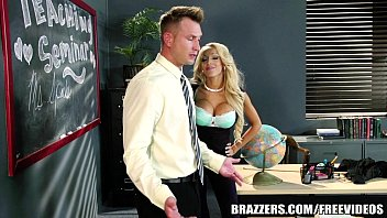 Breanna croucher nude Big tit blonde teacher gets taught a lesson in fucking